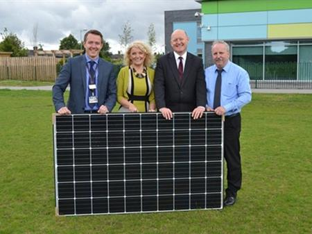 Warrington Community Living Are Getting Greener